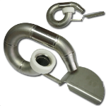 "Arroseur inox a pale ""Escargot"" 40 ou 50 mâcon"